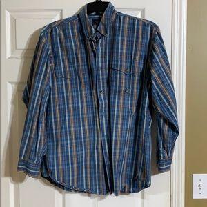 Men's Roper long sleeve dress shirt
